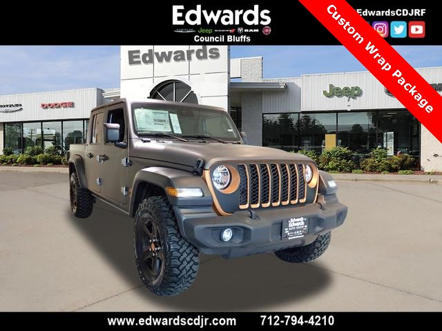 New 2020 Jeep Gladiator Sport S Off-Road Edition