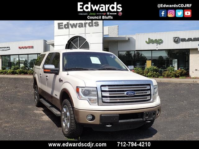 Pre Owned 2013 Ford F 150 King Ranch 4wd