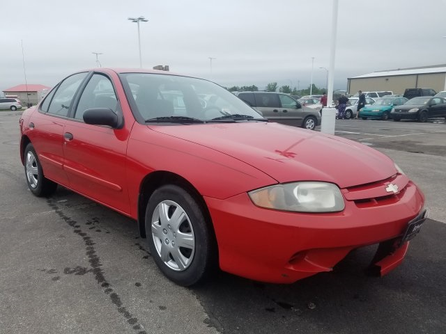 Pre-Owned 2004 Chevrolet Cavalier LS