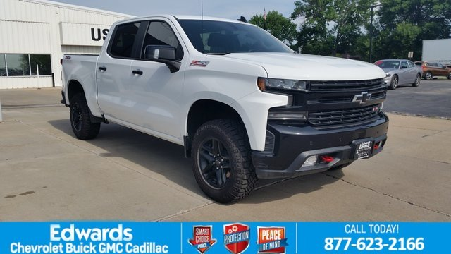 Pre-Owned 2019 Chevrolet Silverado 1500 LT Trail Boss