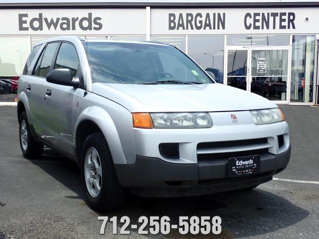 Pre Owned 2002 Saturn Vue Base 4d Sport Utility In Council Bluffs Zj666c Edwards Auto Group