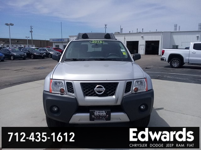 Pre-Owned 2015 Nissan Xterra PRO