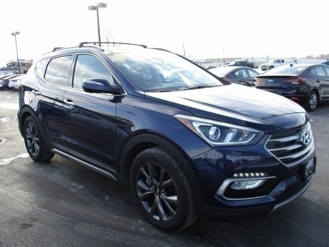 New 2018 Hyundai Santa Fe Sport 2.0L Turbo Ultimate