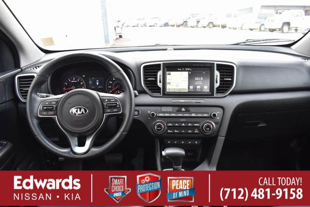 Kia Certified Pre-Owned >> Certified Pre Owned 2017 Kia Sportage Lx Fwd 4d Sport Utility