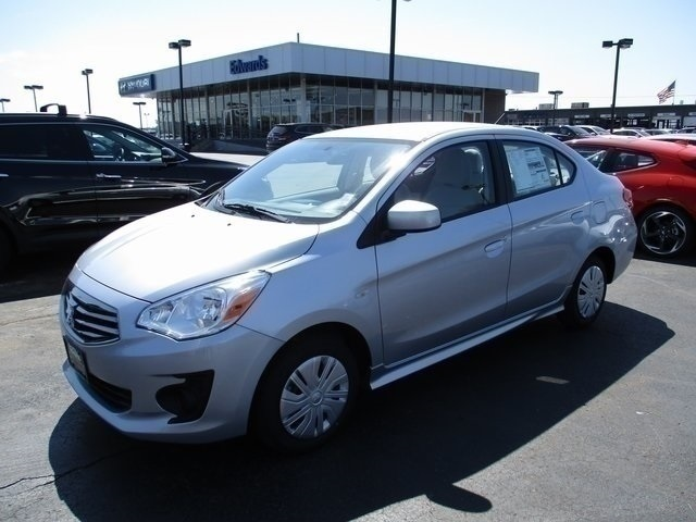 New 2019 Mitsubishi Mirage G4 RF