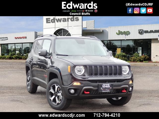 New 2020 Jeep Renegade Trailhawk 4WD