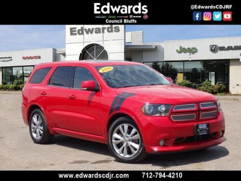 Pre-Owned 2012 Dodge Durango R/T