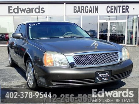 Pre-Owned 2001 Cadillac DeVille Base