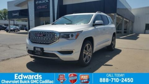 New 2019 GMC Acadia Denali Sport Utility in Council Bluffs