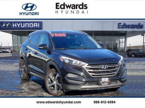 Pre-Owned 2016 Hyundai Tucson Sport FWD 4D Sport Utility